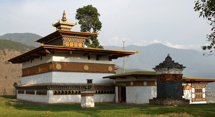 Chimi Lhakhang-Divine-Madman-Temple-Bhutan