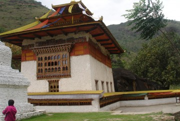 Gomkora-Tashiyangste-Bhutan