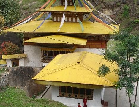 Gomkora-Temple-Trashiyangtse-Bhutan