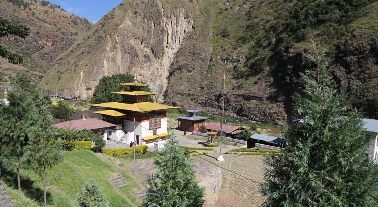 Gomkora monastery