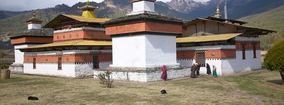Jambay Temple, Bumthang