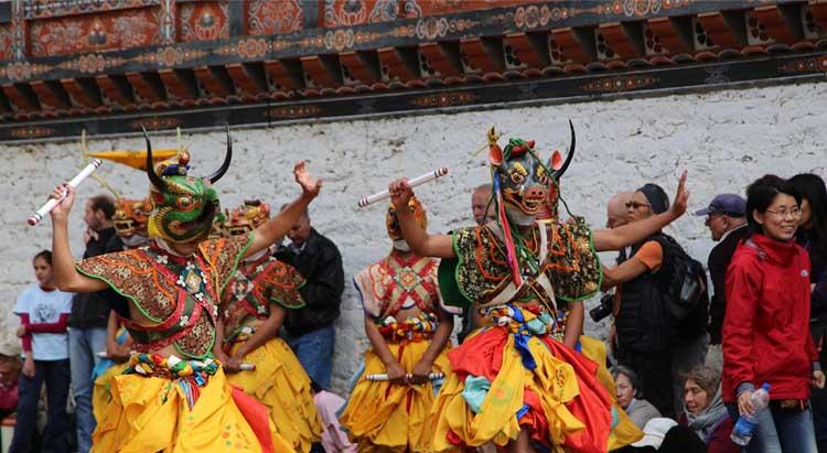 Mask Dance Festival