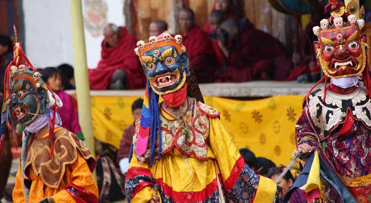 Mask Dance