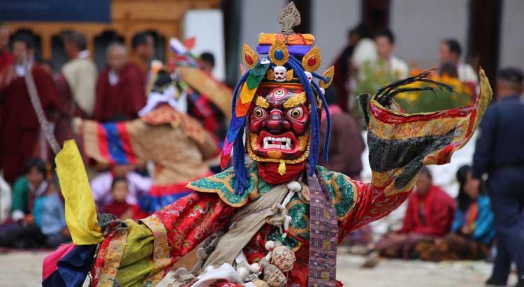 Mask Dance(2)