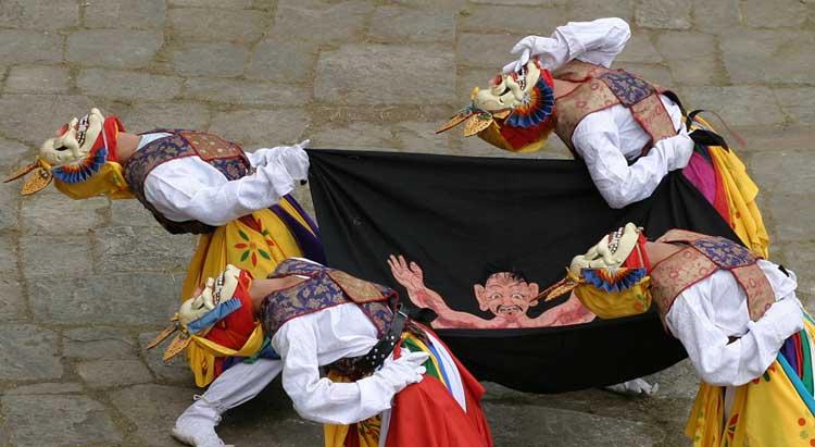 Mask dance(3)