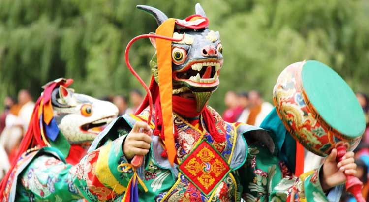Mask dance(5)