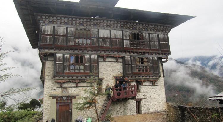 Nay pemacholing -Lhuentse-Bhutan