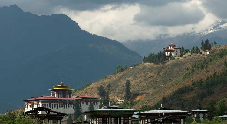 Paro Dzong (Palace)