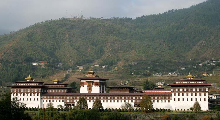 Tashichhoe Dzong