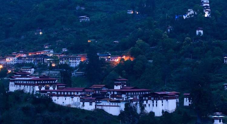 Trongsa Dzong (2)