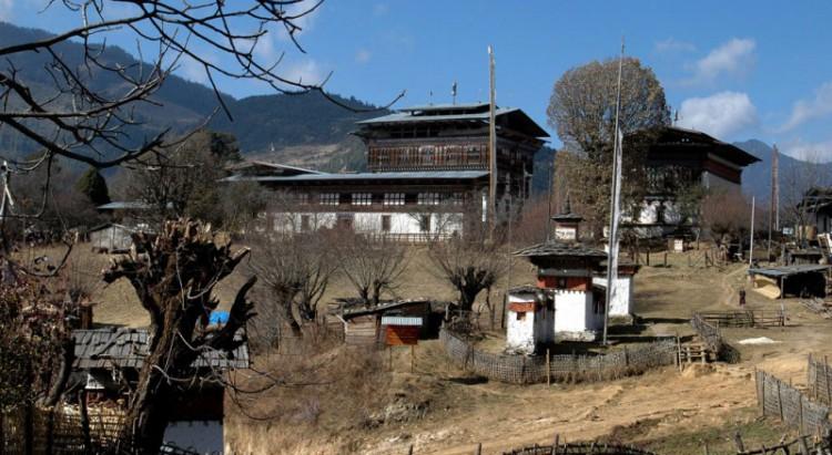 Ugyencholing-Palace-Bumthang