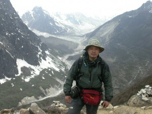 Palden Tshewang: Khangshung (Everest East Face) Trek, 2005