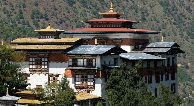 Tashigang Dzong
