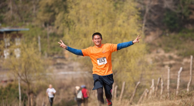 Bhutan International Marathon, 2014