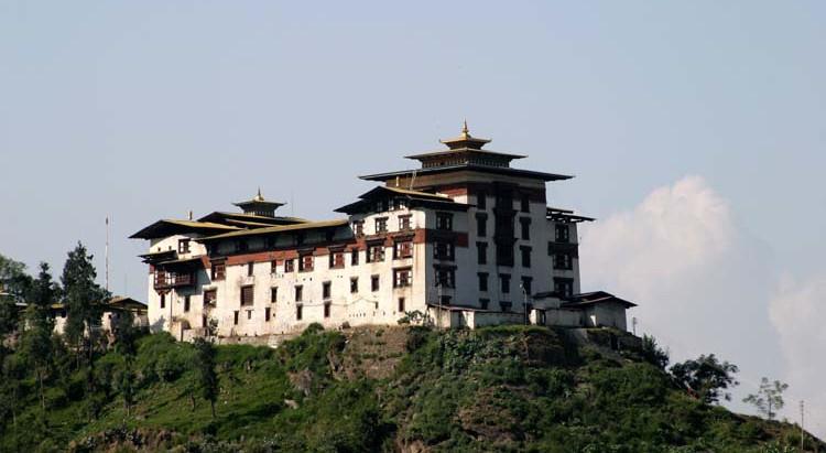 Trashigang Dzong 2